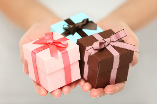 Give the Gift of Referrals
