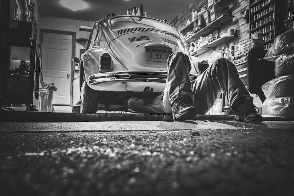 a home mechanic